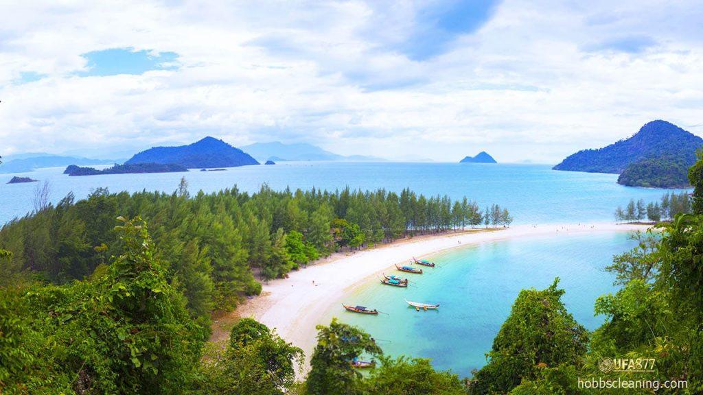 หมู่เกาะกำ ระนอง