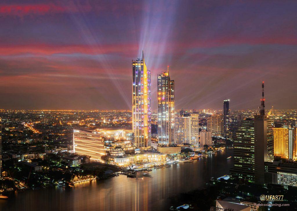 Icon Siam Mall in Bangkok