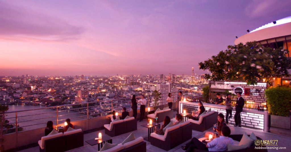 Three Sixty Lounge Bangkok