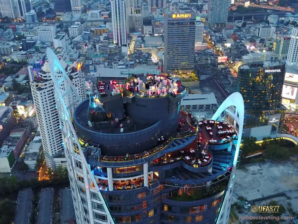 CRU Champagne Bar Bangkok